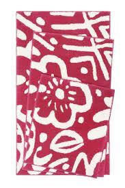 esprit badteppich cool flower pink badteppich teppich