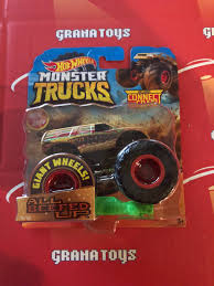 100 Hot Wheels Monster Truck Toys All Beefed Up 1650 2019 S Case E