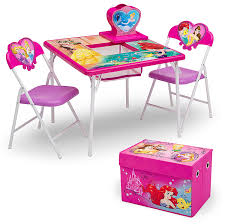 Delta Children 4-Piece Kids Furniture Set (2 Chairs And Table Set & Fabric  Toy Box), Disney Princess Disney Princess White 8 Drawer Dresser Heart Mirror Set Heres How 6 Princses Would Decorate Their Homes In 15 Upcycled Fniture Ideas Repurposed Before Wedding Party And Event Rentals Available Orlando Florida Pink Printed Study Table Bl0017 To Make Disneyland Restaurant Reservations Look 91 Beauty The Beast Wood Kids Storage Chairs By Delta Children Amazoncom Frog Round Chair With Frozen