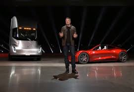 100 Pro Trucks Plus Surprise Elon Musk Unveils Tesla Semi Truck Plus A Remade