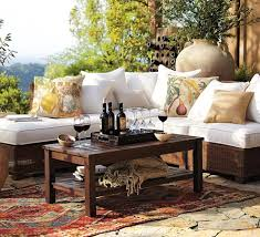 Outdoor: 39 Awesome Pottery Barn Outdoor Furniture Images Design ... Pottery Barn Malabar Woven Lounge Chair And Ottoman Ebth Fniture Awesome Ethan Allen Rattan Preston Desk Chairs Henry Link Wicker Office Seagrass Headboard Craigslist Seagr King Ding Room Gravity Pool French With White Brightly Colored Painted Occasional High Back Swivel Funky Fabulous Kitchen Also Whosale Sofa Bana Leaf
