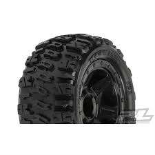 100 Truck Tired ProLine Trencher Monster Tires PRO119411 RC Tires RC Planet