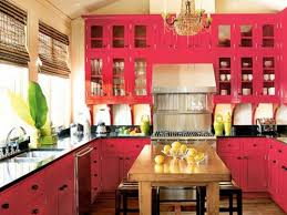 Medium Size Of Kitchen Pink Decor 94 With Painting Cabinets