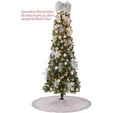 Walmart Christmas Trees Pre Lit by Walmart Christmas Tree Decorations Christmas Lights Decoration