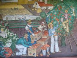 Coit Tower Murals Book by The Future Of Work Is 5 Billion Customers Looking For A Good Job