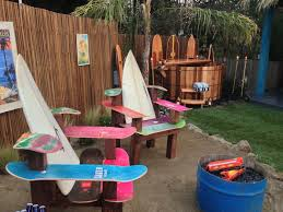 Black Bamboo Fencing For This Surf-themed Backyard! | Bamboo ... Pickin Paddlin And Whiwatersurf Festival September 27th Tandem Surfing Hawaiian Vintage Surf Design Paper Plate Tiki Toss Bamboo Inoutdoor Board Fun Hook Ring Bar Cold Hawaii Camp Backyard Surf With The Boys Backyard Stolen Clips Youtube The Rockaway Beach Club Now Has A Bbq Truck Eater Ny At Contest Playa Hermosa Costa Rica 4514 Our Backyard This Could Be Yours For Week Month Or Forever Shacks Tiny House Blog Surftake 2