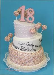 topsy torte 18 geburtstag torte 18 geburtstag