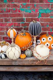 Fake Carvable Pumpkins by 139 Best Pumpkins Painted Uncut Images On Pinterest Halloween