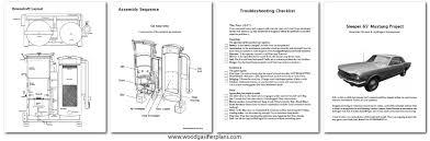 wood gasifier plans