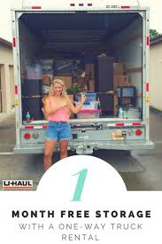 If You're In Need Of A U-Haul Truck For Your One-way Move, You'll ...