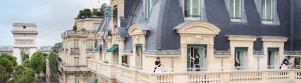 LOiseau Blanc Paris Rooftop Restaurant Bar