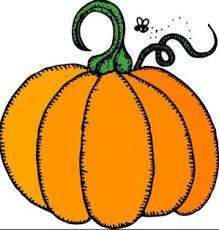 Pumpkin Push Ins by Pumpkin Template Clipart 45