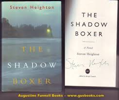 Image For The Shadow Boxer Signed