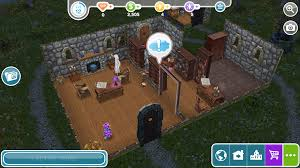 Sims Freeplay Halloween Update by Cant Get Back To Wizard U0027s House Yet I Dont Have A Sim In It