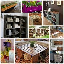 Fab Art DIY Wood Wine Crate Ideas And Projects