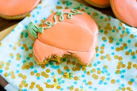 Libbys Pumpkin Orange Cookies by Spiced Pumpkin Cut Out Cookies The Pioneer Woman