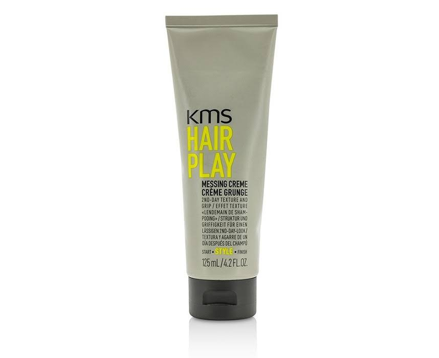 KMS Hair Play Messing Creme Styler - 4.2oz