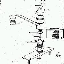 Tub Drain Assembly Diagram by Bathtub Faucet Parts Names Best Faucets Decoration