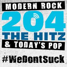 left of centre on winnipeg s new rock radio 204 the hitz left