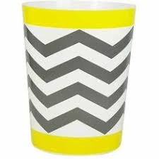 Walmart Mainstays Chevron Curtains by Mainstays Chevron Toothbrush Holder Yellow For The Home