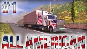 100 All American Trucking Adnan Akon YouTube Gaming