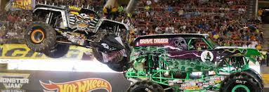 Grave Digger Has Become A Name Associated With Championships ... Digger And Dumper Truck Stock Photo Image Of Bulldozer 1436866 Dump Stock Photo 1522349 Shutterstock Tony The Cstruction Vehicles App For Kids Diggers Amazoncom Hot Wheels Monster Jam Rev Tredz Grave Unit Bid 51 2006 Sterling Truck With Derrick Boom Used Bauer Tbg 12 Man 41480 Digger Trucks Year Little Tikes Dirt 2in1 Toys Games And Working With Gravel Large Others Set In Tampa Tbocom Intertional 4400 Hiranger Bucket Small Bristol Museums Shop Bruder