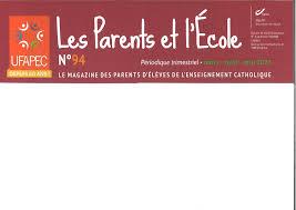 bureau de l education catholique les parents et l école n 94