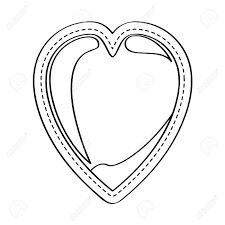 100 Design21 Heart Icon Dotted Sticker Vector Illustration Design21