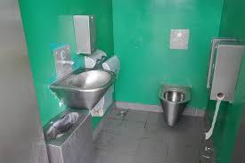 toilette dreckig fotos imago