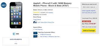 Best Buy fering $50 Discount on iPhone 5 iPhone 4S