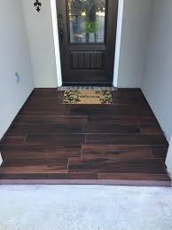 florida tile home collection beautiful wood cherry 8 in x 36 in