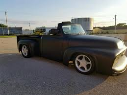 1954 Ford F100 For Sale | ClassicCars.com | CC-978631 1954 F100 Old School New Way Cool Modified Mustangs Ford Burnyzz American Classic Horse Power Custom Truck 72015mchmt1954fordtruckthreequarterfront Hot Rod Resto Mod F68 Monterey 2014 For Sale Classiccarscom Cc1028227 Pickup Classic Pick Up Truck From Arizona See Abes Journal Network Truck Used Sale