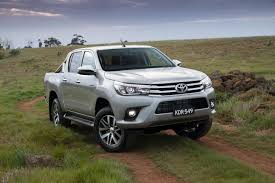 2018 Toyota Hilux | Top Speed