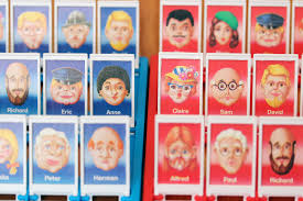 I Began With A Guess Who Set That Bought Off Of Ebay Since Wanted The Older Version From 90s Grew Up And Not Newer