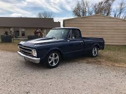 1967 Chevy C10 - Craig N. - LMC Truck Life 1967 Chevy C10 Step Side Short Bed Pick Up Truck Pickup Truck Taken At The Retro Speed Shops 4t Flickr Harry W Lmc Life K20 4x4 Ousci Competitor Chris Smiths Custom Cab Rebuilt A 67 With 405hp Zz6 To Celebrate 100 Years Of Chevrolet Pressroom United States Images 6500 Shop Stepside Torq Thrust Iis Over The Top Customs Racing