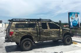 100 Pickup Truck Sleeper Cab Overland Titan Bone Tactical
