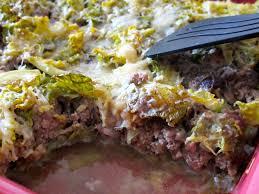 cuisiner chou frisé gratin de chou frisé et viande hachée recettes diététiques et