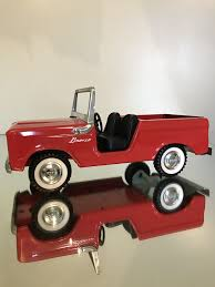 1960s Nylint Ford Bronco Pressed Steel Toy. | My True Addiction ...
