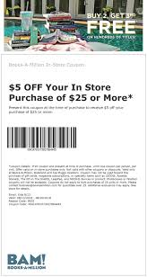 Books-A-Million Coupons - $5 Off $25 At Books-A-Million, Booksamillion Offering One Book At Penny Per Page Wednesday 40 Off Harlequin Books Promo Codes Top 2019 Coupons Promocodewatch Inside A Giant Darkweb Scheme To Sell Counterfeit Wired Booksamillion Twitter A Million Coupon Code October 2014 Art History Meno 11 Best Websites For Fding And Deals Online How Coupons And Sales Actually Make You Spend More Money Than Save Frequently Asked Questions Parent Scholastic Reading Club Canada Get Exclusive Sales Promotions Vouchers In Iprice Singapore 70 Off Amazon Aug 2122 State Of New Jersey Employee Discounts Sold 35000 Books During Pennyapage Sale Alcom