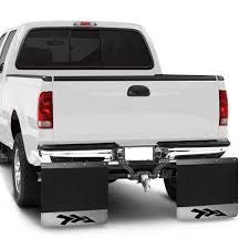 Inventive® ITD9187LR - XD Mud Flap System For 2-1/2