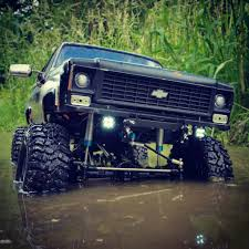 100 Blazer Truck My K5 Mud