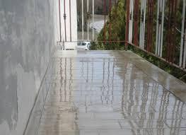 Waterproof Balcony Flooring Terrace Floor Tiles Options Exterior