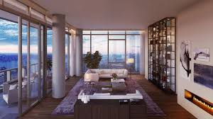 100 World Tower Penthouse Residences 45 Park Place