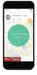 Android Source And IOS Source Code For Starting A Taxi Booking App