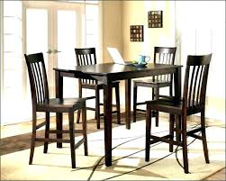 Tall Round Dining Table Room Sets Magnificent Glamorous Kitchen Ideal Home