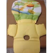 housse de rechange chaise haute prima pappa 3 accessoires pour
