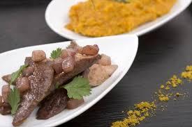 comment cuisiner les aiguillettes de canard recette de aiguillettes de canard et purée de potiron aux épices à