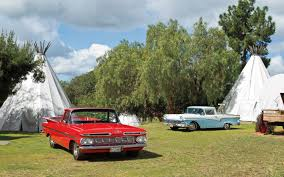 Classic Truck Comparison: 1957 Ford Ranchero Vs. 1959 Chevrolet El ... Comparison Test 2016 Chevrolet Colorado Vs Gmc Canyon Diesel Truck Tool Compare 2017 Ford F150 Toyota Truck Comparison Blog Post List Mike Bass Midsize Best Pickup Trucks Toprated For 2018 Edmunds Ram 1500 Silverado Big Three Chevy New Small Used Trucks Check More At Http Hilux Versus Ranger Review Salary Full Size Huge Monster In To A Young Lady Stock Image