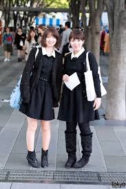 Street Snaps From Tokyo Girls Collection 2012 Autumn Winter