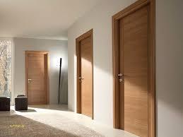 porte de chambre en bois beau porte interieur avec eclairage design chambre ladaire